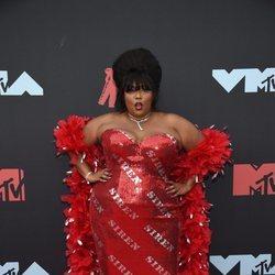 Lizzo en los MTV VMAs 2019