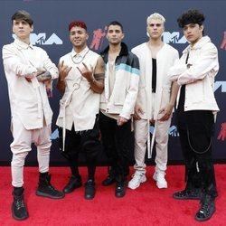 CNCO en los MTV VMAs 2019