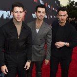 Los Jonas Brothers en los MTV VMAs en 2019