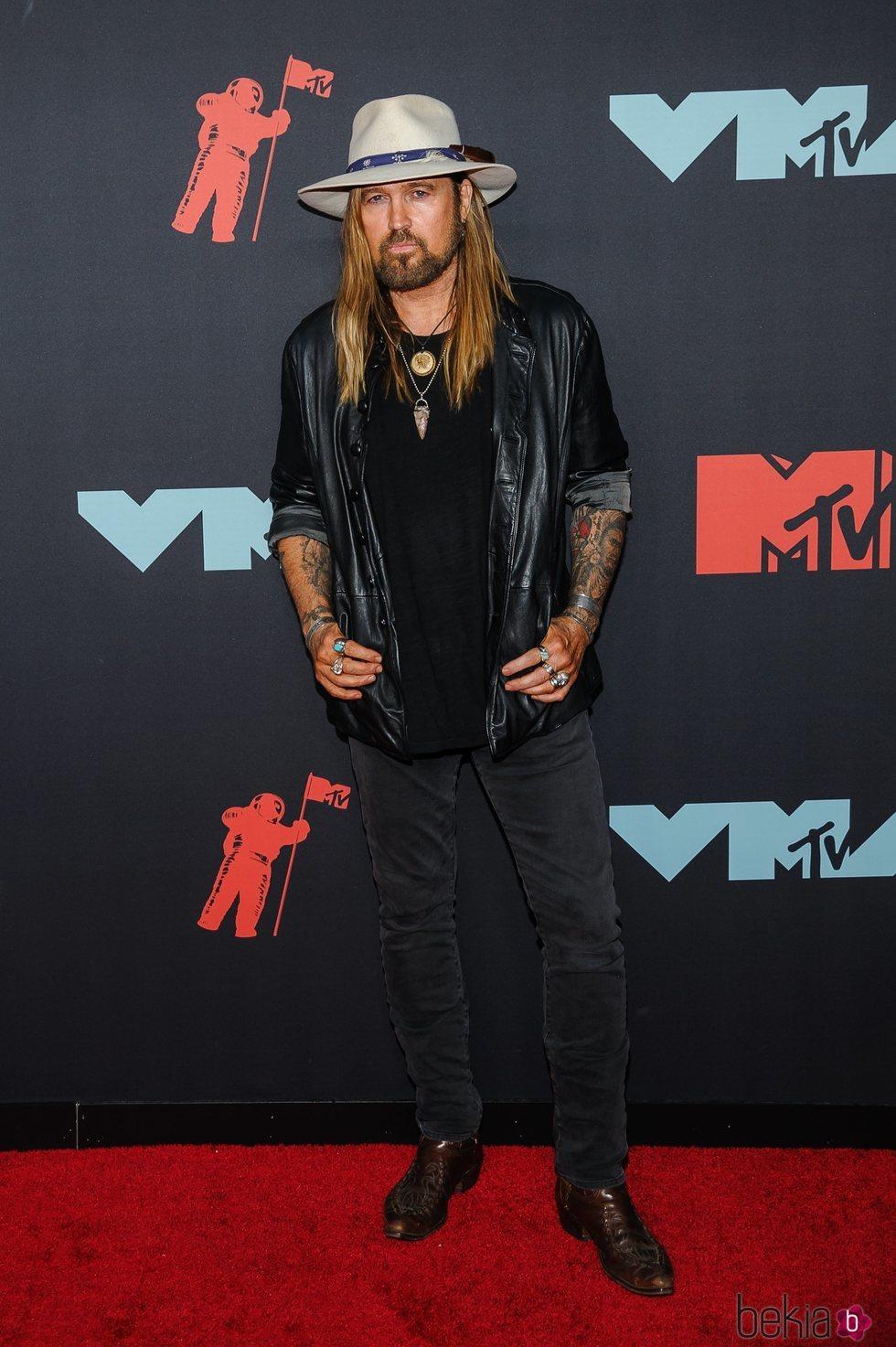 Billy Ray Cyrus en los MTV VMAs 2019
