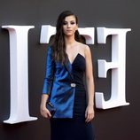 Claudia Salas en el estreno de la segunda temporada de 'Élite'