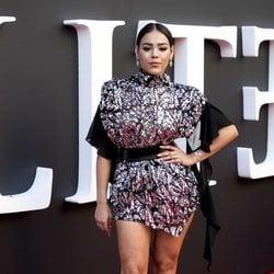 Danna Paola en el estreno de la segunda temporada de 'Élite'