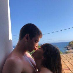 Miguel Bernardeau y Aitana Ocaña, de lo más románticos