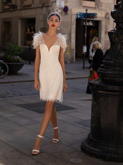 Vestidos de novia para todo tipo de mujeres y estilos
