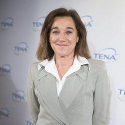 Blanca Fernández Ochoa en la presentación de los Premios Tena Lady en 2016