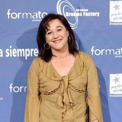 Blanca Fernández Ochoa en la premiere de la película 'Vivir para siempre'