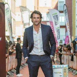 Álex Adrover en la presentación de 'MasterChef Celebrity 4 ' en el FestVal 2019