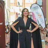 Ana Milán en la presentación de 'MasterChef Celebrity 4' en el FestVal 2019