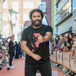 El Sevilla en la presentación de 'MasterChef Celebrity 4' en el FestVal 2019
