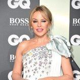 Kylie Minogue en la entrega de premios GQ 2019