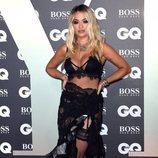 Rita Ora en la gala de premios GQ 2019