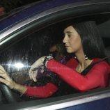 Victoria Federica conduciendo en San Sebastián