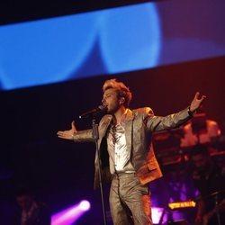 Blas Cantó en el concierto Vive Dial 2019