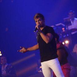 Carlos Baute en el concierto Vive Dial 2019