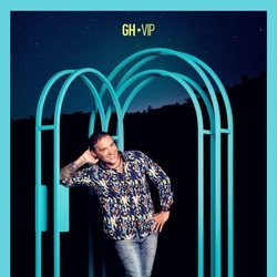 Posado oficial de Dinio como concursante de 'GH VIP 7'