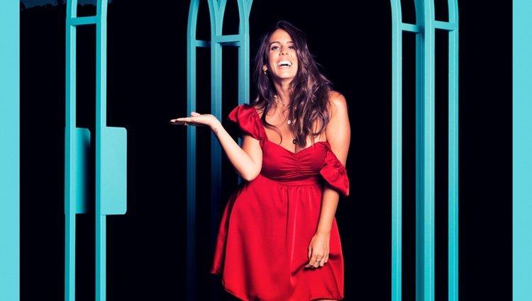 Posado oficial de Anabel Pantoja como concursante de 'GH VIP 7'