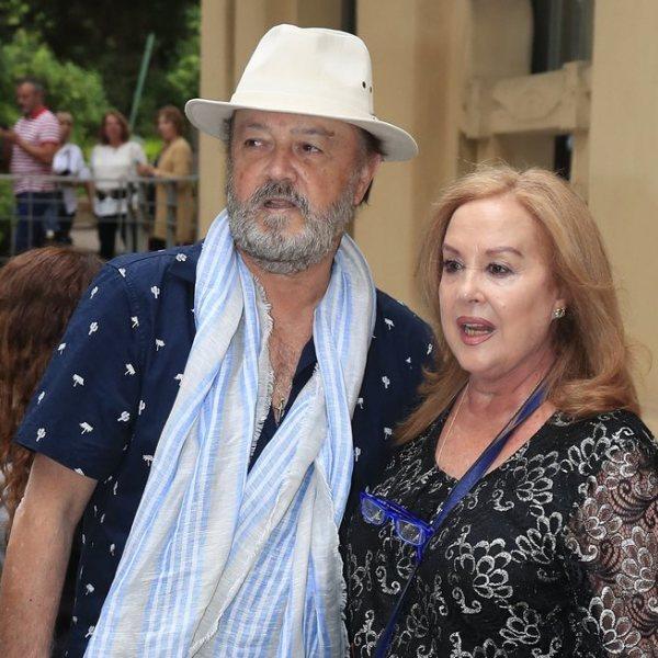 Multitudinario adiós a Camilo Sesto en su capilla ardiente