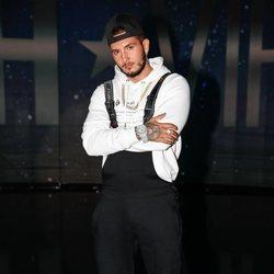 Omar Montes en la gala 1 de 'GH VIP 7'
