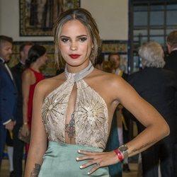Gloria Camila Ortega en los Premios Escaparate 2019