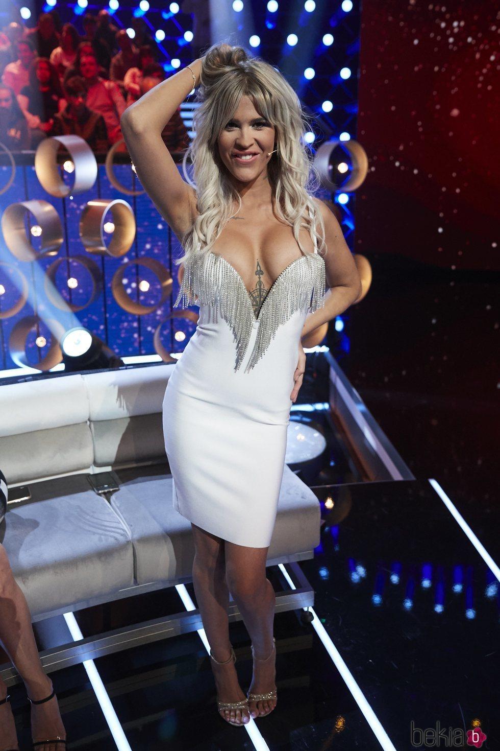 Ylenia Padilla en el primer debate de 'GH VIP 7'