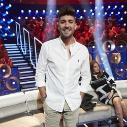 Alejandro Albalá en el primer debate de 'GH VIP 7'