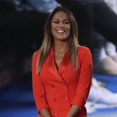 Lara Álvarez en el primer debate de 'GH VIP 7'
