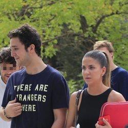 Froilán y Mar Torres Fontes en vuelta a la universidad tras las vacaciones de verano