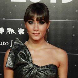 Aitana en la cena de nominados de Los 40 Music Awards 2019