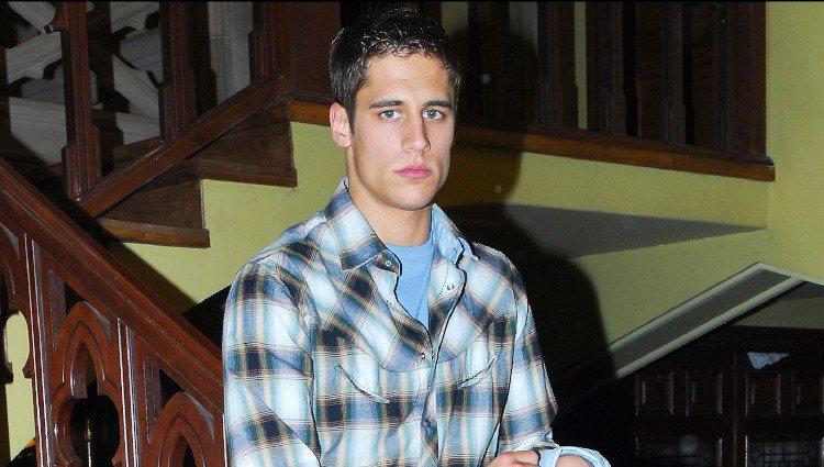 Martín Rivas en 'El Internado'