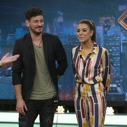 Ana Guerra y Cepeda en 'El Hormiguero'