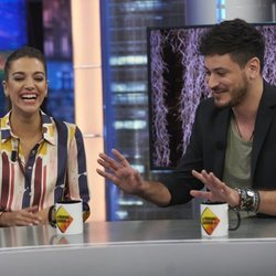 Ana Guerra y Cepeda, invitados de 'El Hormiguero'