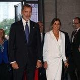 Los Reyes Felipe y Letizia en la inauguración de la temporada 2019/2020 del Teatro Real
