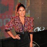 Chabelita Pantoja a su llegada a la fiesta de presentación de su single 'Ahora estoy mejor'