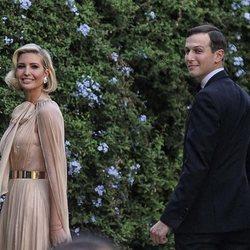 Ivanka Trump y Jared Kushner en la boda de Misha Nonoo y Michael Hess