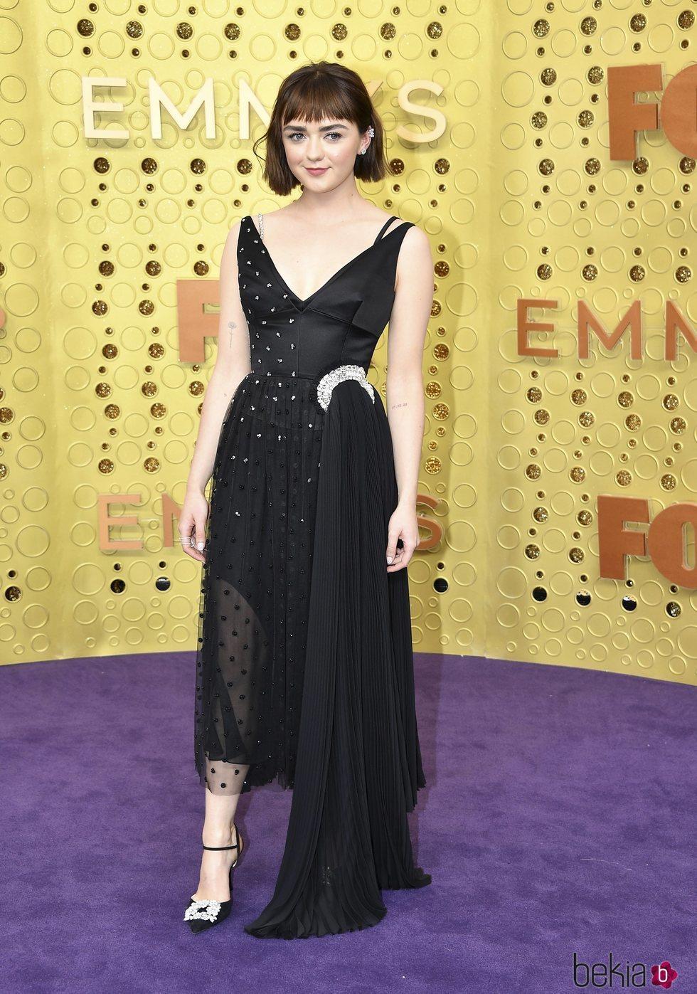 Maisie Williams en los Emmy 2019