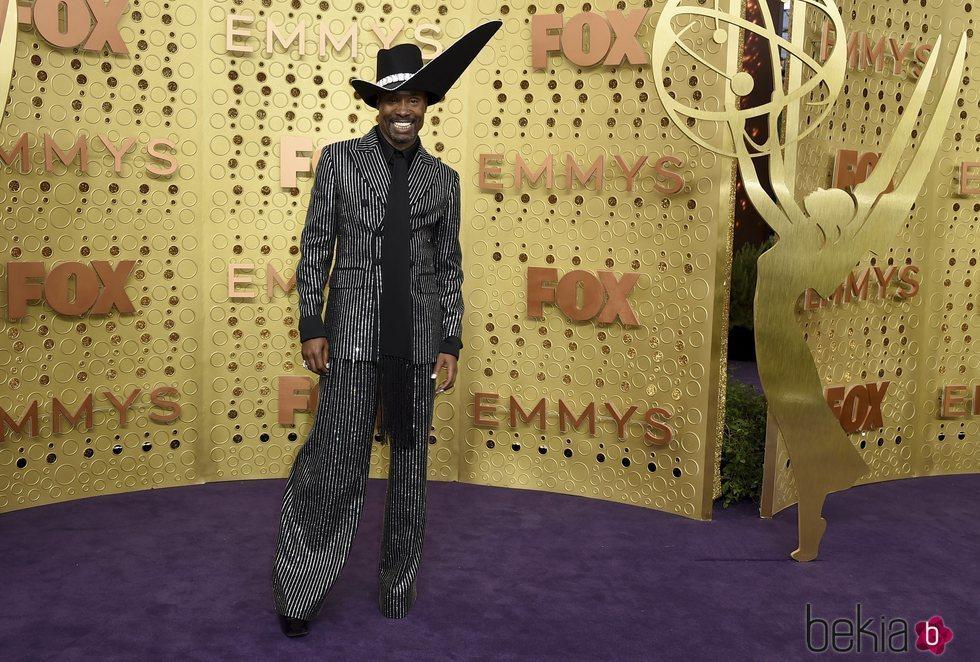 Billy Porter en los Emmy 2019
