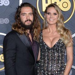 Heidi Klum y Tom Kaulitz en la fiesta de los Premios Emmy 2019