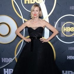 Naomi Watts en la fiesta de los Premios Emmy 2019