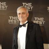 José Mourinho en la gala de los Premios The Best 2019