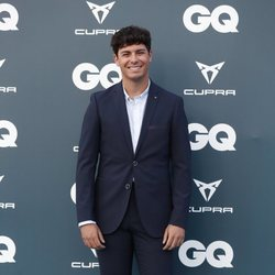 Alfred García en los premios GQ en Madrid