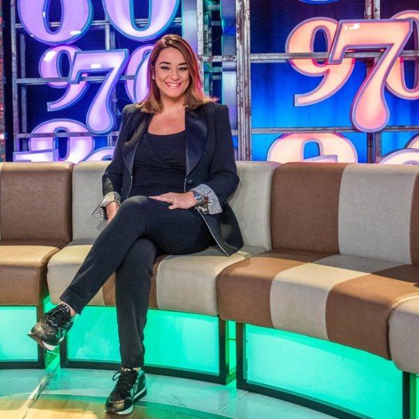 Toñi Moreno, la presentadora de moda