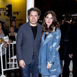 María Valverde y Gustavo Dudamel en el Festival de Cine de San Sebastián 2019