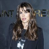 Carlota Casiraghi en la presentación de la colección Primavera/Verano 2020 en la Paris Fashion Week