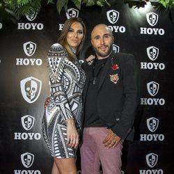 Kiko Rivera con Irene Rosales en la presentación de su discoteca en Sevilla