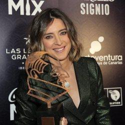 Sandra Barneda, premiada en los Premios Chicote 2019