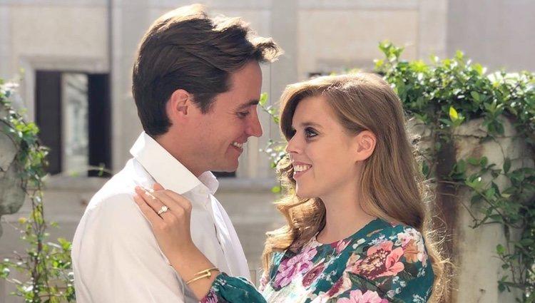 La Princesa Beatriz de York y Edoardo Mapelli Mozzi anuncian su compromiso