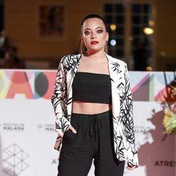 Noelia Franco en el Festival de Málaga 2019