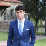 Daniel Illescas en la boda de Marta Pombo y Luis Giménez