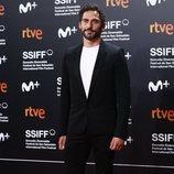 Paco León en la clausura del Festival de Cine de San Sebastián 2019