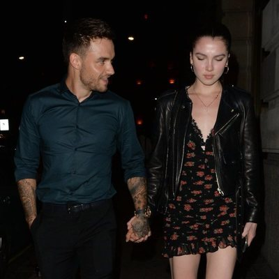 Liam Payne paseando con Maya Henry en Londres